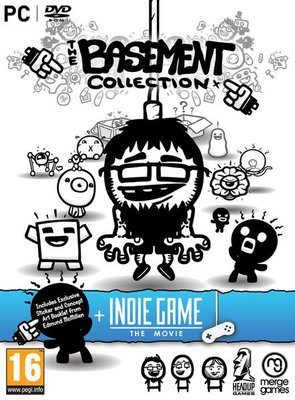 【傳說企業社】PCGAME-Basement Collection 地下室大集合(英文版)