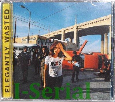 正版CD/ INXS / ELEGANTLY WASTED / 印艾克斯 / 優雅與浪漫