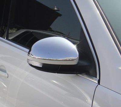 《※金螃蟹※》福斯 VW TIGUAN 07-11年 鍍鉻後視鏡飾蓋 照後鏡蓋 台灣製造 外銷歐洲 改裝 精品 配件