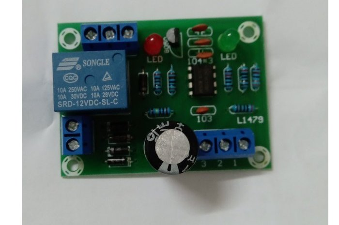 DC12V水箱水位控制模組