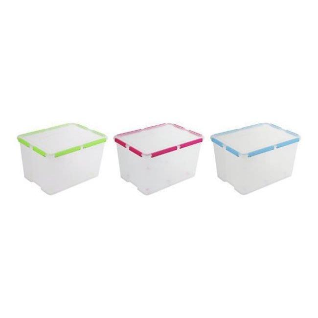 聯府 KT120 密封箱 整理箱 收納箱 防潮箱 整理櫃 塑膠整理箱 置物箱 可堆疊【H110032】塔克百貨