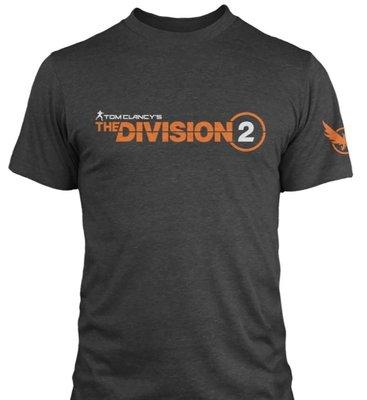 【丹】J!NX_THE DIVISION 2 TCD2 LOGO PREMIUM TEE 全境封鎖 T恤
