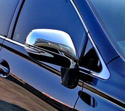 圓夢工廠 Lexus RX 2009~2012 RX270 RX350 RX450 改裝 鍍鉻 後視鏡蓋 後照鏡蓋 飾貼