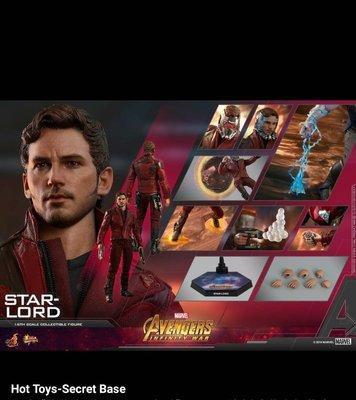 7月17日訂單 War Starlord 3.0 星爵 無限之戰 銀河守護隊 玩具狂熱  Hot Toys Avengers Marvel 復仇者聯盟