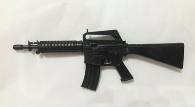 1:6 士兵 兵人 Wars M16A2 步槍 配件 武器 一支