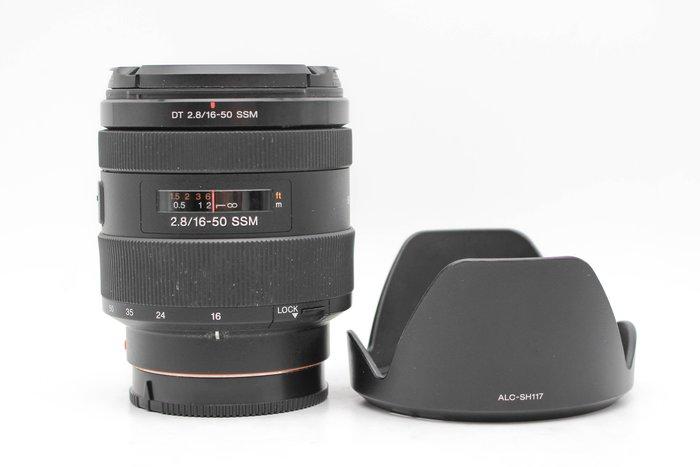 【高雄青蘋果3C】Sony DT 16-50mm f2.8 SSM SAL1650 恆定光圈 二手鏡頭 #46849