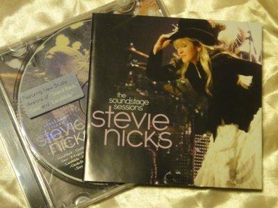 Stevie Nicks 史蒂薇尼克斯 -- The Soundstage Sessions 芝加哥現場錄音專輯