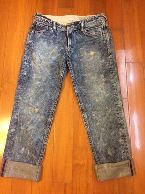 Brappers藍色雪花褲(28號)