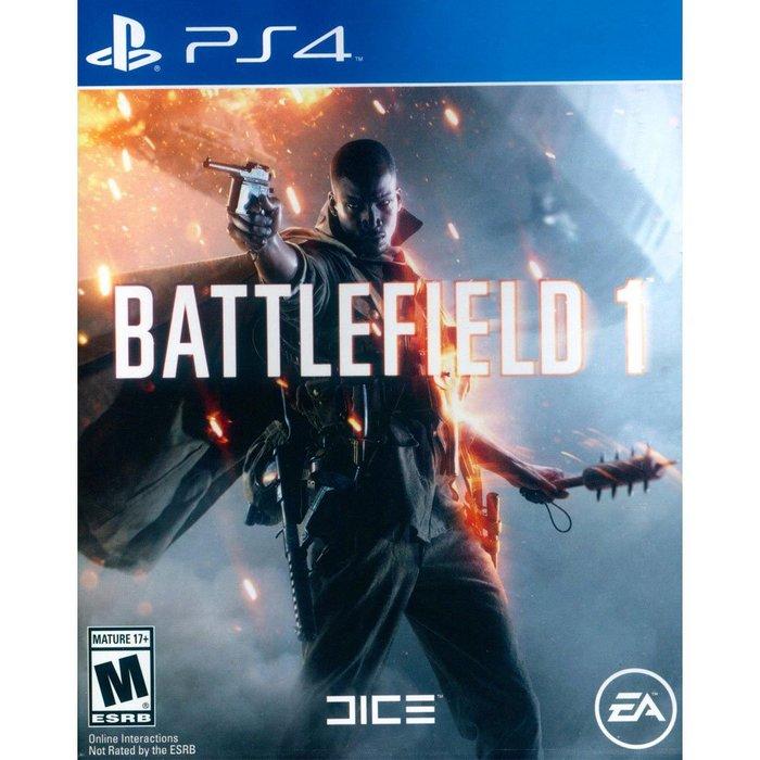 【一起玩】  PS4 戰地風雲 1 中英文美版 BATTLEFIELD 1