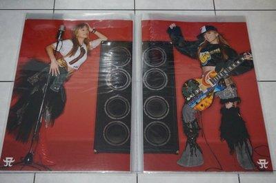 日版濱崎步TA演唱會限定限量海報