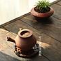 手工楠竹編竹壺墊 杯墊 外銷日本 精工竹編 隔熱養壺墊可以堂普洱茶苑