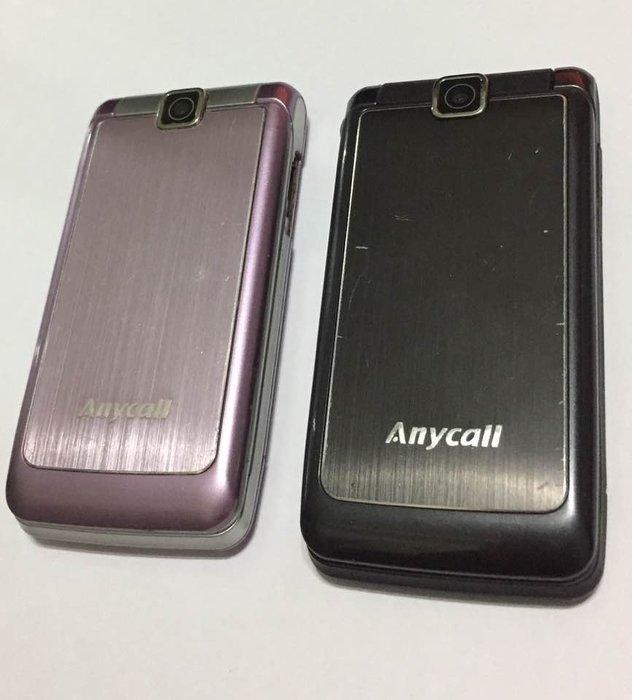 ☆手機寶藏點☆SAMSUNG F669 3G Anycall 亞太機 實體拍攝 羅a43