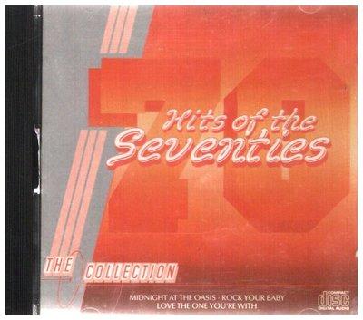 新尚唱片/ HITS OF THE SEVENTIES 二手品-013737223