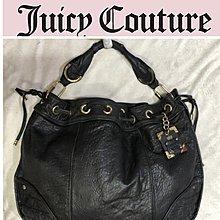 一元起標~美國潮牌Juicy Couture 羊皮側肩包 鉚釘托特包 菱格包 似YSL古馳MK木之庄BV貝里CK
