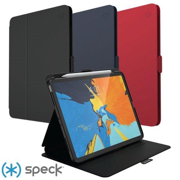 """Speck iPad Pro 11"""" 多角度側翻皮套1.2米防摔保護套 可置放 Apple Pencil 2 喵之隅"""