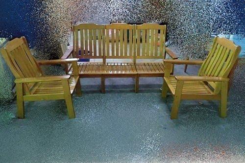 宏品二手家具*全新1+1+3 5人座木沙發椅*木沙發 木製沙發 多件木沙發組*客廳桌椅拍賣 電視櫃 茶几桌 泡茶桌椅