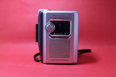【古物獵藏】早期台灣 Panasonic 卡帶錄放音機 RQ-L11 & RQ-L31,功能未測試,無附線,可當擺件裝飾