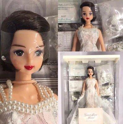 珍妮娃娃JENNY限量 TOTOCO 婚紗款 Naomi 俱樂部 稀有 日產