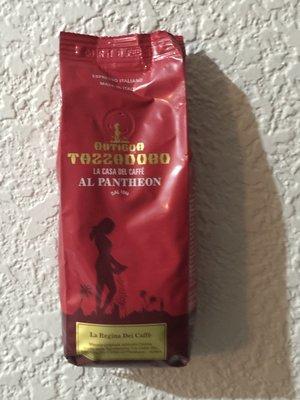 金杯咖啡豆 義大利羅馬萬神殿Tazza d'oro