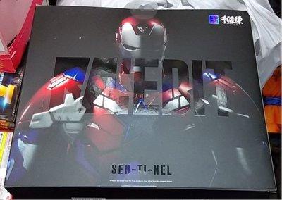千值練 WF 鋼鐵人 RE:EDIT 03 鋼鐵愛國者 會場限定版 野獸國公司貨