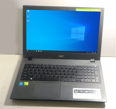 Acer 15.6吋筆電E5-573G/ i5-5200U/ GT920M/ 4G/ ssd 120g+500G 台北市