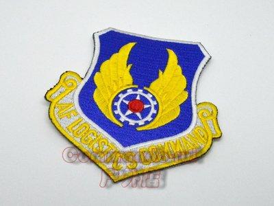 美國空軍后勤司令部/AF LOGISTICS COMMAND/AFLC 徽章/胸章