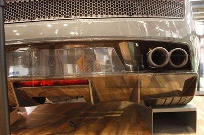 泰山美研社A773 LAMBORGHINI車款零件 CARBON碳纖維包覆~國外進口代購LP560 LP570
