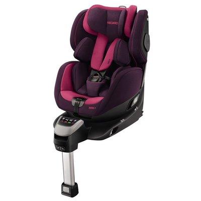 【Baby-Dot 寶點媽咪2館】代購Recaro Zero.1頂級旗艦座椅白金特仕-仲夏野莓(桃紅色)+遮陽罩+涼墊