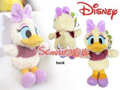 東京家族 迪士尼 正品正版 黛西 絨毛娃娃包包吊飾掛飾