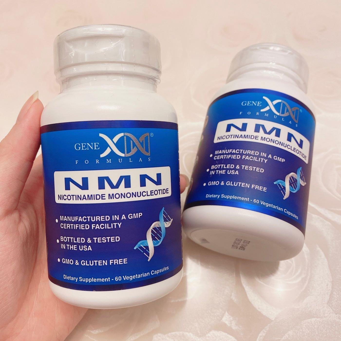 ✨預購✨Genex Formulas NMN 每顆250mg 60顆 可搭配 白藜蘆醇 美國原裝🇺🇸 可提供購買證明✓請放心下單 保存期限2022/1