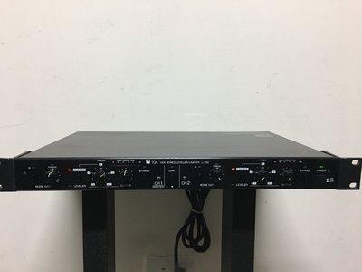 TOA 1000 Series  L-1102 Two Channels Compressor 雙通壓縮 雙頻道電平限制