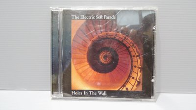THE ELECTRIC SOFT PARADE / HOLES IN THE WALL 原版CD美 有歌詞 歡迎多提問