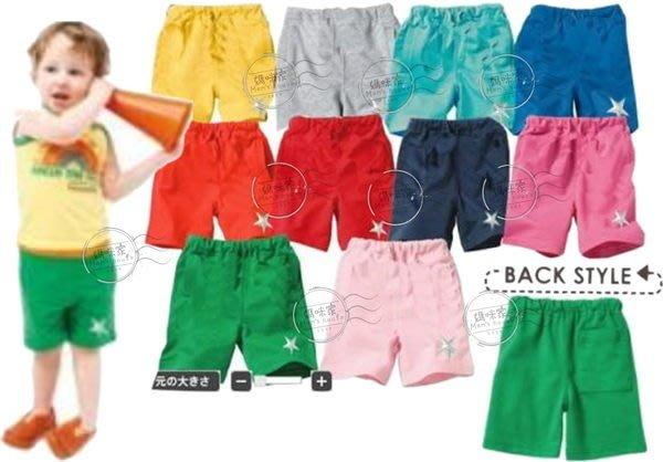 媽咪家【F100】F100星星短褲 熱褲 休閒褲 運動褲 實用好搭配 夏天必備~特價優惠
