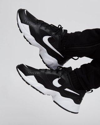 南◇2020 7月 NIKE AIR HEIGHTS AT4522-003 黑色 白色 白勾勾 韓國限定 復古老爹鞋