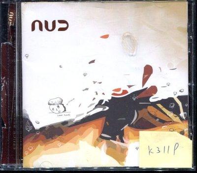 *真音樂* NUD / STUCK BETWEEN ROCK 二手 K3119 (封底左側破) (99下標賣)