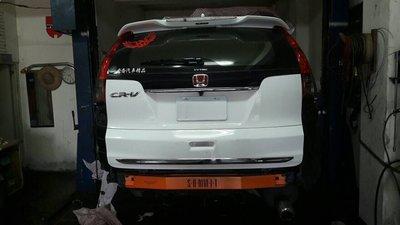 【安喬汽車精品】本田 HONDA CRV 4代 改裝 SUMMIT 合金鋼後保桿強化樑 後保桿內鐵 全車拉桿套件