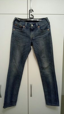 二手Levis 511 coolmax double stitch 雙線 余文樂款 W30 L34 台北市