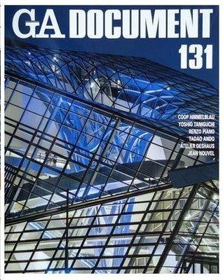 【有余書店】日本GA DOCUMENT雜志  世界の建筑 2019年全年訂閱期刊
