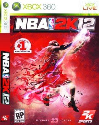 【二手遊戲】XBOX360 美國職業籃球賽 2012 NBA 2K12 英文版【台中恐龍電玩】