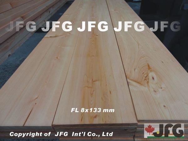 JFG 木材批發 *【DF直角薄板】8X133mm 木工木盒 香皂盒 原木 裝潢 木板 蜂箱 百葉窗 花旗松
