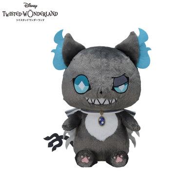 【日本 正版 景品】日版 Grim 娃娃 迪士尼 扭曲仙境 Twisted Wonderland 扭曲樂園 扭曲世界