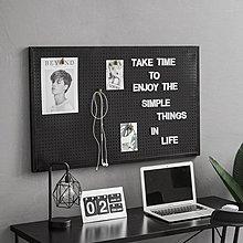〖洋碼頭〗INS北歐牆面裝飾品掛件磁鐵留言板服裝店咖啡店擺設牆壁牆上創意 fjs849