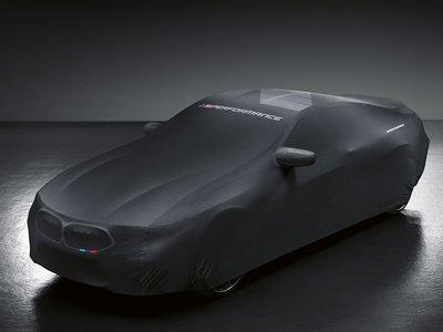【樂駒】BMW 8er M8 M Performance 原廠 車罩 防塵 防水 防曬 防污 LOGO