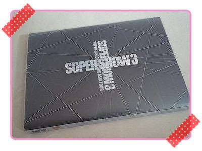 火腿媽的二手寫真店~Super Junior SS3寫真集
