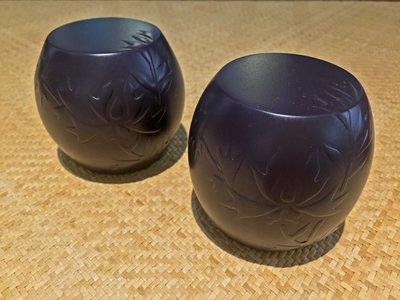 【一(藝)窩】近代  紫堆紫紙鎮~榆木~