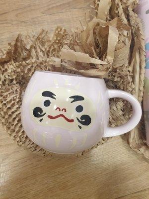 日本星巴克東京限量2020富士山 情人節 粉色達摩 不倒翁 馬克杯 現貨在台 全新品