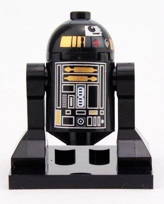 [環球]黑色機器人/星際大戰/袋子裝/STAR WARS相容LEGO 非樂高