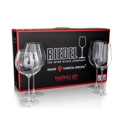 Riedel - Riedel Veritas 品酒套裝 設計年份 - 2014年 - 4 隻杯