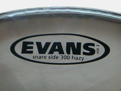 *雅典樂器世界*極品 美國名牌 全新 EVANS 小鼓皮 響應面 14吋