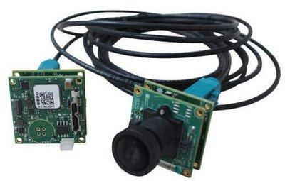 NileCAM30_USB - 3.4 MP GMSL鏡頭模組